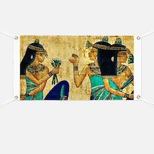 Egyptian Queens Banner