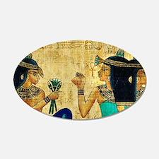 Egyptian Queens Wall Sticker