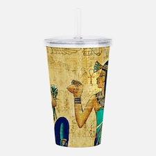 Egyptian Queens Acrylic Double-wall Tumbler