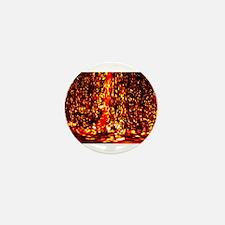 Fire Dance Mini Button