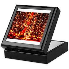 Fire Dance Keepsake Box