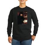 Erasmus Long Sleeve Dark T-Shirt