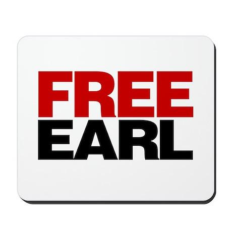Free Earl Mousepad