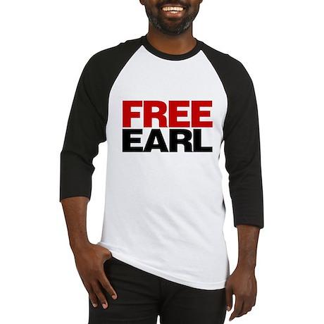Free Earl Baseball Jersey