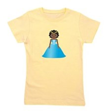 Unique Ebony Girl's Tee