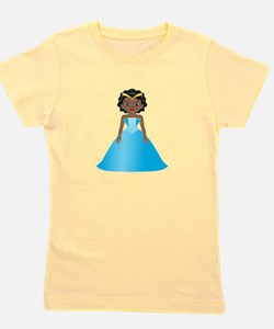 Unique African princess Girl's Tee