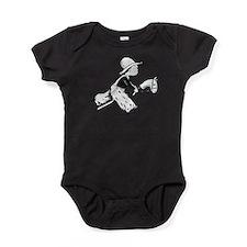 Unique Baby horse Baby Bodysuit