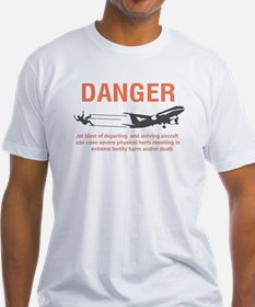 Unique Jet airplane Shirt