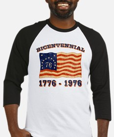 Funny 4th of july Baseball Jersey