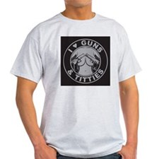 Cool Gun T-Shirt