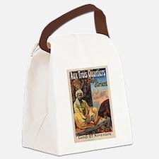 Vintage poster - Aux Trois Quarti Canvas Lunch Bag