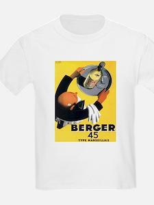 Vintage poster - Berger T-Shirt