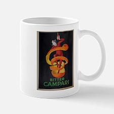 Vintage poster - Bitter Campari Mugs