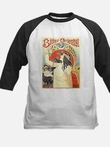 Vintage poster - Bitter Oriental Baseball Jersey
