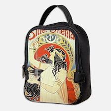 Vintage poster - Bitter Orienta Neoprene Lunch Bag