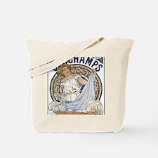 Cool Advertisement Tote Bag