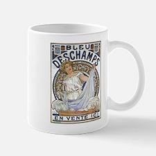 Vintage poster - Bleu Deschamps Mugs