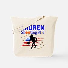 GO BASKETBALL Tote Bag