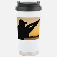 Cute Duck power Travel Mug