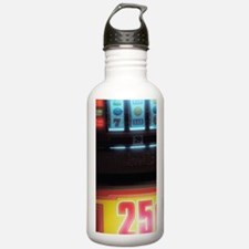 Funny Lucky 7 Water Bottle