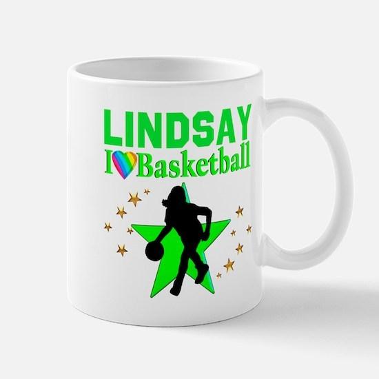 GO BASKETBALL Mug