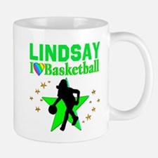 GO BASKETBALL Small Small Mug