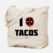 Deadpool Tacos Tote Bag