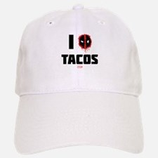 Deadpool Tacos Baseball Baseball Cap