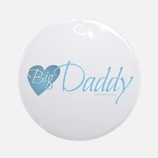 Big Daddy Round Ornament
