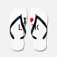 I Love Logic Flip Flops
