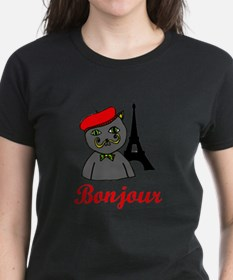 Cool French cats Tee