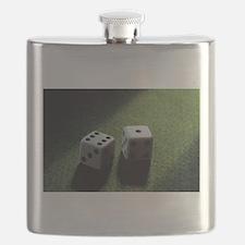 Dice Flask