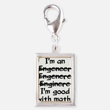 I'm an engineer funny typo good with math Charms