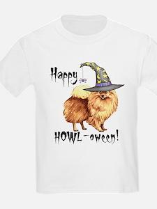 Halloween Pomeranian T-Shirt