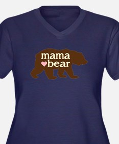 Unique New mom mothers day Women's Plus Size V-Neck Dark T-Shirt
