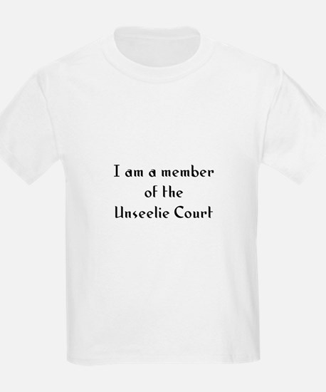 I am a member of the Unseelie T-Shirt