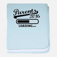 Parents 2016 baby blanket