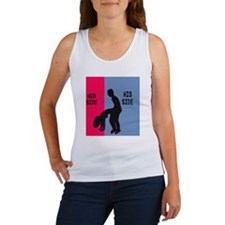 Cute His and her Women's Tank Top