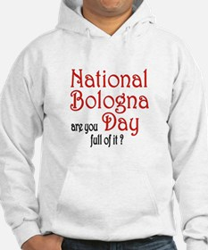 National Bologna Day Hoodie