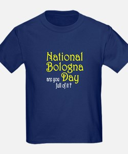National Bologna Day T