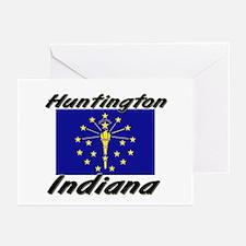 Huntington Indiana Greeting Cards (Pk of 10)