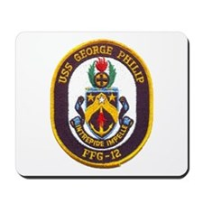 USS GEORGE PHILIP Mousepad