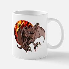 Bat From Hell Mugs
