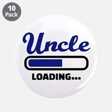 """Uncle loading 3.5"""" Button (10 pack)"""