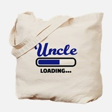 Uncle loading Tote Bag