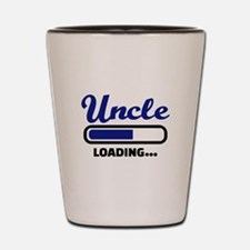 Uncle loading Shot Glass