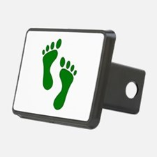 Green Feet Hitch Cover