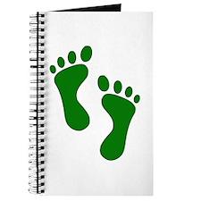 Green Feet Journal