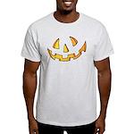 Halloween Jack O Lantern Light T-Shirt