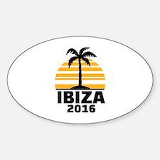 Ibiza 2016 Decal